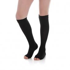 Гольфы мужские компрессионные 2 класс компрессии с открытым носком