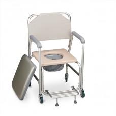 Кресло-коляска с санитарным оснащением Армед FS699L