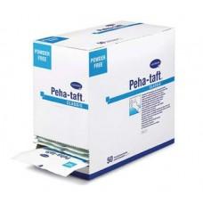 PEHA-TAFT Classic перчатки хирургические латексные без пудры 50 пар