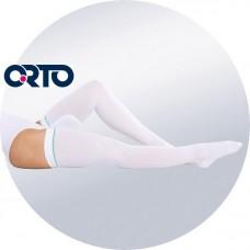 Уценка Чулок на ногу с открытым носком 602 ORTO *