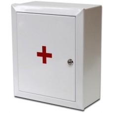 Аптечка офисная (металлический шкаф)