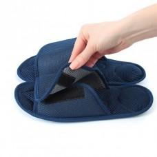 Массажные тапочки Релаксы Velcro