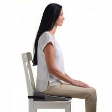 Подушка ортопедическая TRELAX с откосом на сидение П17 (SPECTRA SEAT)
