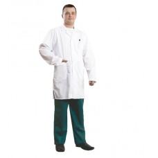 Халат медицинский мужской модель 103 Референт XXI век