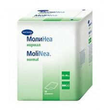 MoliNea normal /МолиНеа нормал - впитывающие пеленки: размер 60 х 90 см, 30 шт. 161530