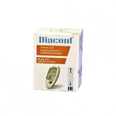 Тест-полоски для Глюкометра Диаконт (Diacont)