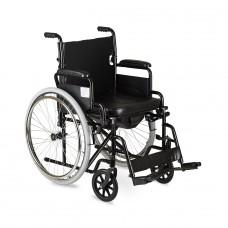 Кресло-коляска с санитарным оснащением H 011A